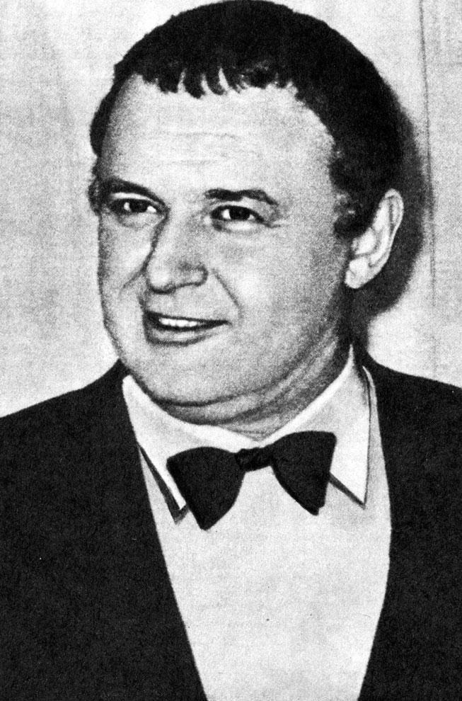 Род Стайгер актер
