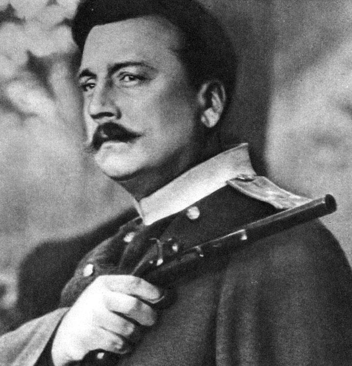 Михаил Названов актер